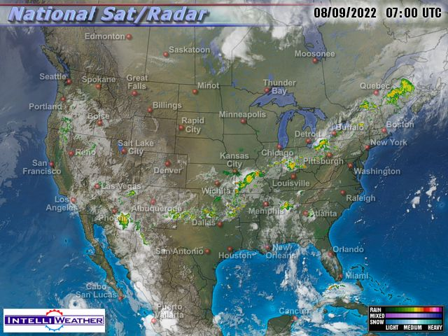 Us Satellite Weather Map Loop Images Atlantic Infrared - Us satellite weather map