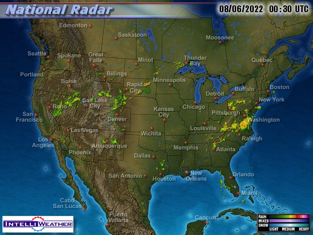 US Weather Maps BassSearchcom - Us weather map